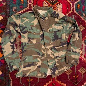 Camouflage jacket